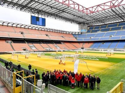 La visita a Milano dela commissione di valutazione del Comitato olimpico  internazionale. Il presidente del Coni  «Ottimo lavoro di squadra. a1f05ae44ac