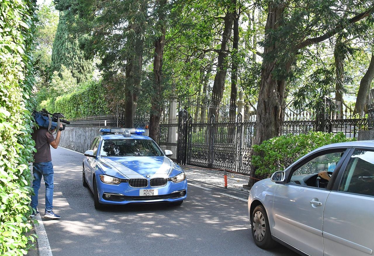 Villa Oleandra Residenza Clooney Corriereit