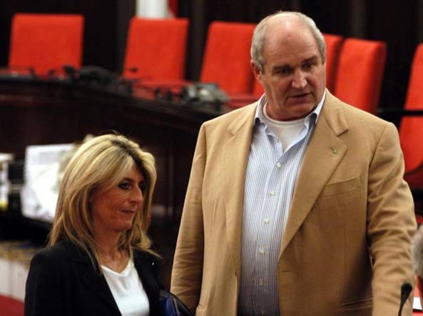 Prosperini condannato: dovrà risarcire all'ex amica De Albertis oltre un milione e mezzo