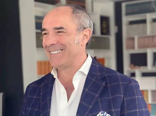 Il sindaco di Rozzano Gianni Ferretti (Forza Italia)