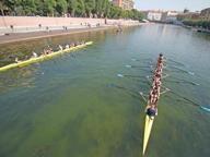 «Women Rowing Cup», in Darsena le milanesi ai remi battono Oxford