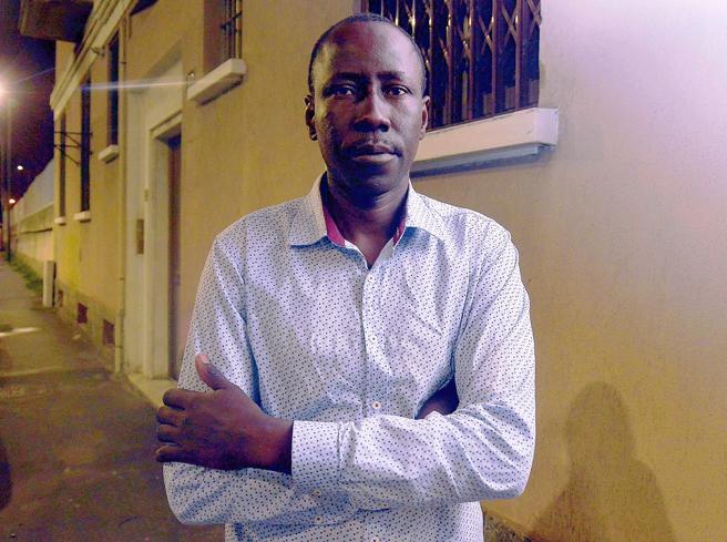 Samba Diagne: «Così ho fermato il terrorista con una catena»