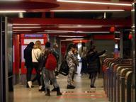 Milano, linea rossa del metrò ferma per mezz'ora lunedì sera