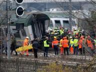 Treno deragliato a Pioltello, indagati anche gli ex vertici dell'Ansf