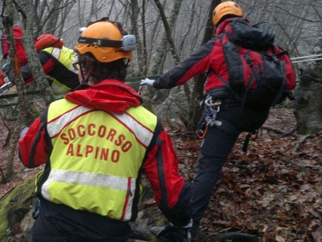 Escursionista cade  in un dirupoin Valchiavenna  e muore