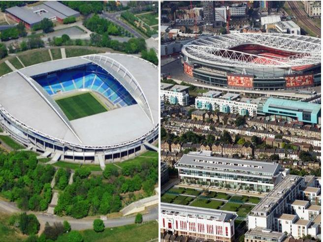 Nuovo San Siro, Arsenal e Lipsia  come modelli: ma salvare la storia