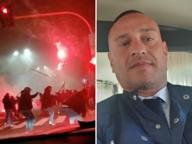 Scontri Inter-Napoli, la difesa del tifoso arrestato: «Non l'ho investito io, e poi sono interista»