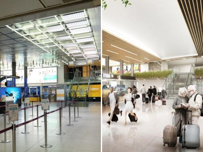 Sabato riapre il nuovo Linate Informazioni e orari sui voli: il primo aereo atterra alle 18