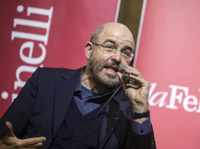 Gramellini alla Fondazione Feltrinelli e Gruber con Severgnini al «Corriere»