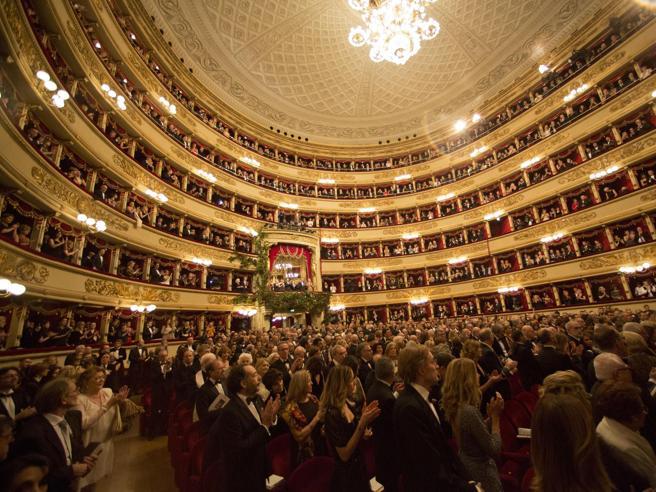 Teatro alla Scala, la cena pucciniana senza sprechi e plastic free