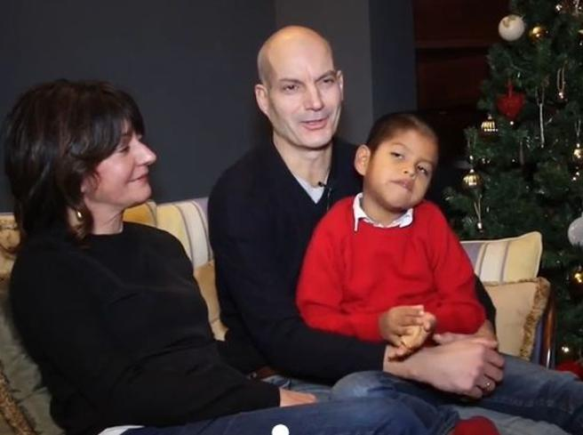 Maria Luisa e Roberto, finalmente genitori: «Non arrendetevi, noi abbiamo aspettato 5 anni» Video