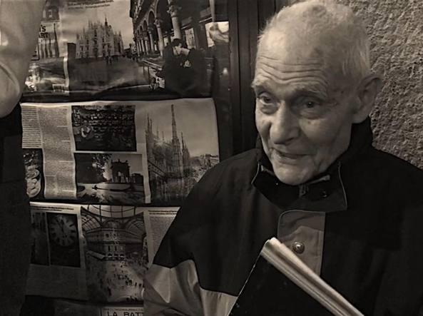 Addio a Sergio Gobbi, il poeta dialettale cantastorie di Chinatown