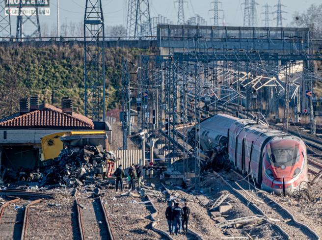 Treno deragliato, altri 12 indagati a Lodi: c'è anche il num