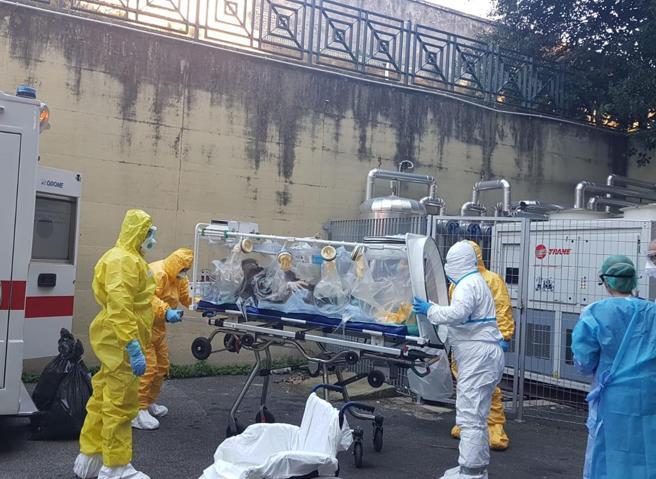 Coronavirus, primo contagio in Lombardia Un 38enne ricoverat
