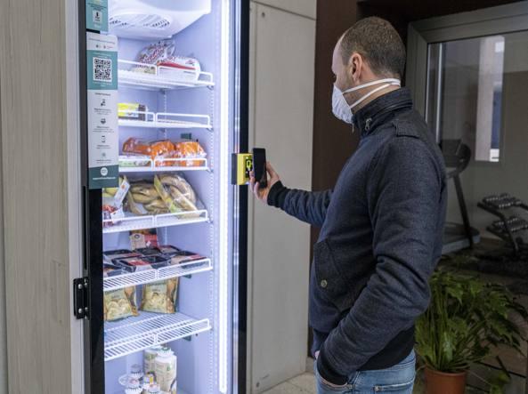A Milano è diffuso il Supermercato di condominio!