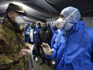 Coronavirus, l'anziano testimone (sotto protezione) si offre volontario: «Devo sdebitarmi con gli italiani»