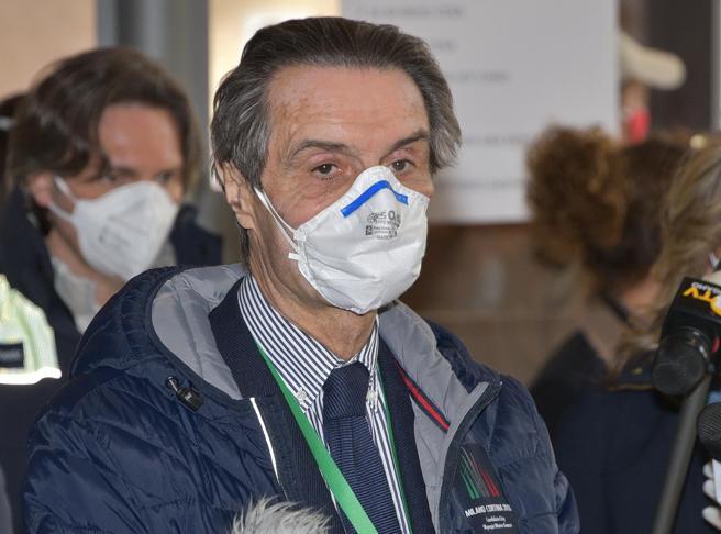 Coronavirus in Lombardia: 367 morti in un giorno (ieri 394).