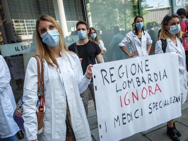 «Noi, medici e infermieri che siamo stati esclusi dal bonus per il Covid»