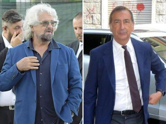 Sala: «L'incontro con Grillo? Non abbiamo parlato di elezioni milanesi»