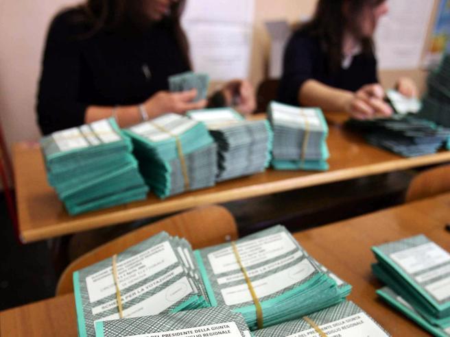 Al voto 675 mila lombardi: alle urne due capoluoghi (Mantova e Lecco) e 82 Comuni