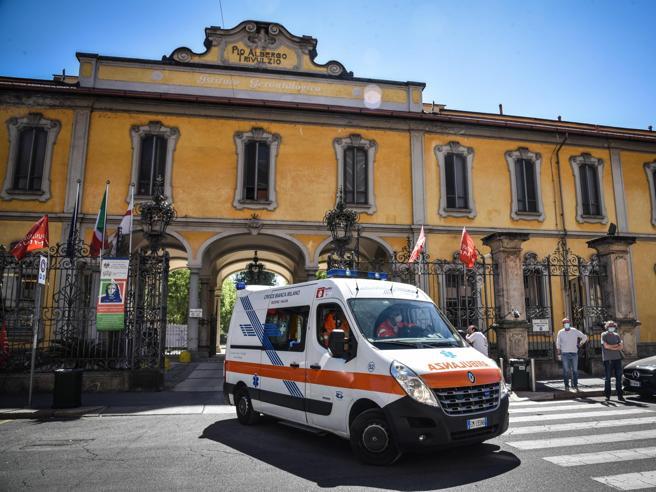 Coronavirus Milano, torna il contagio al Pio Albergo Trivulzio: positivi 14 ospiti e 5 dipendenti
