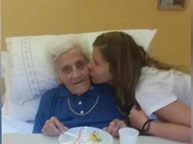 Maria (101 anni) supera guerra, Spagnola e tre ricadute di Covid
