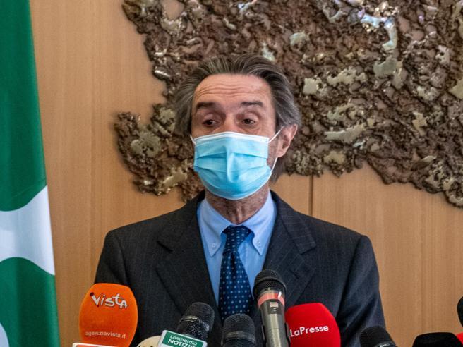 Camici, l'indagine su Fontana: autoriciclaggio e falso in voluntary, richiesta di rogatoria alla Svizzera