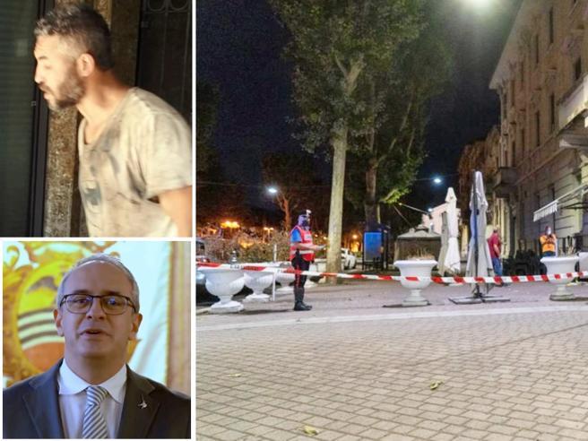 Voghera, l'assessore leghista Massimo Adriatici spara a un 39enne durante una lite e lo uccide
