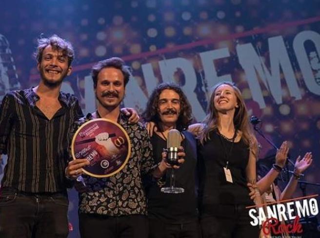Sanremo Rock 2021 parla milanese: primo premio alla band «Nolo»