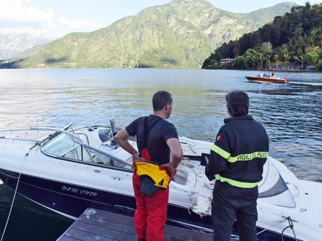 Tremezzina, incidente tra due motoscafi sul lago di Como: chiuse le indagini, chiesto giudizio immediato