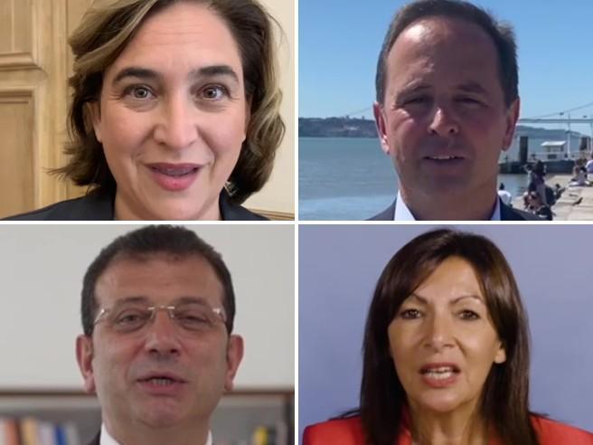 Elezioni Comunali Milano, l'appello dei sindaci internazionali (da Parigi a Lisbona a Freetown): «Votate Sala»