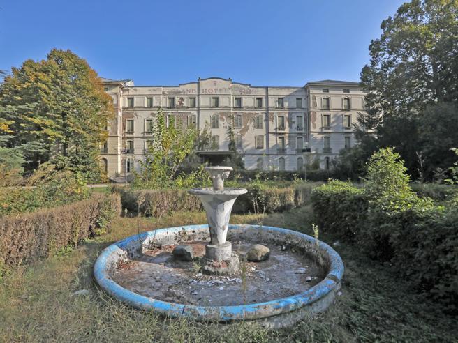 Salice Terme, dopo l'abbandono il rilancio: riparte il turismo di lusso