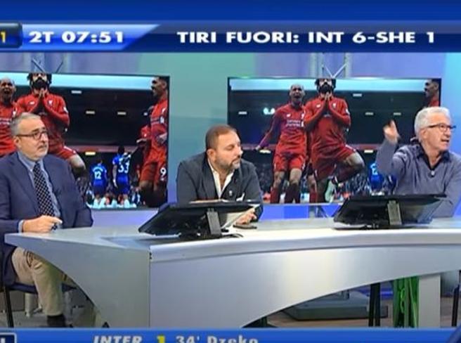 Il bar sport delle tv locali tra Vito Elia e Gianni Sandrè: «Il nostro calcio parlato in un mondo social»