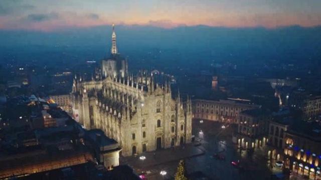 Milano si riaccende il duomo con un nuovo impianto di illuminazione
