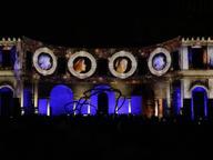 In piazza Castello a Mantova torna la magia del videomapping