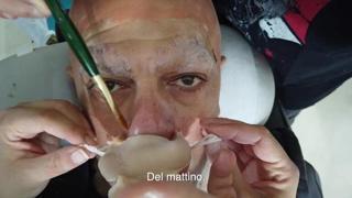 Pierfrancesco Favino si trasforma in Bettino Craxi: 4 ore di make up