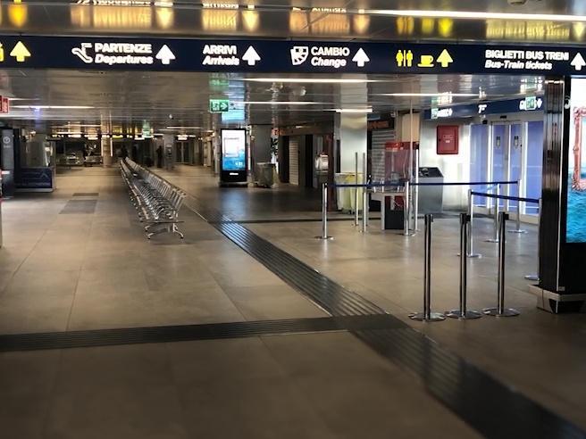 Linate riapre senza voli, ecco i cantieri del nuovo terminal