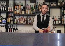 Il «TMT (Torino-Milano-Tokyo)» del LiQuido Rooftop Bar
