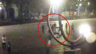 Milano, le notti violente all'Arco della Pace