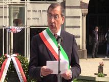 Milano, Sala: «Candidare chi fa saluti romani offende la città»
