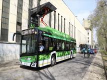 Atm, in servizio i primi charger hi-tech per la ricarica degli e-bus