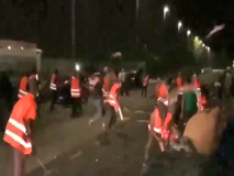 Licenziati contro dipendenti: la rissa nella notte a Tavazzano