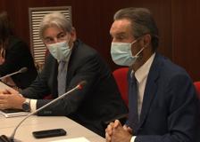 Covid, Fontana: «Variante Delta,  vaccini efficaci ma serve sorveglianza»