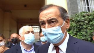 Cortei «No green pass» a Milano, Sala: «La libertà di manifestare va rispettata»