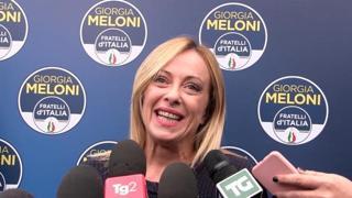 Milano, Meloni: «Superare la Lega di Salvini? Non mi interessa»