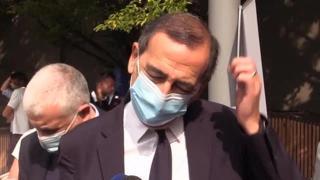 Milano, Sala: «Io scorretto? Chiedo di votare per me»