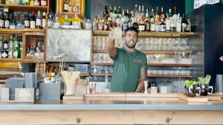 La «Coco Canchanchara» di Lupo Milano