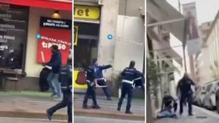 Milano, l'aggressione ai vigili in viale Tunisia
