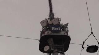 Milano, lo sciopero dei lavoratori davanti alla sede della Rai