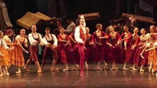 «Don Chisciotte» con il Corpo di Ballo del Teatro alla Scala al Teatro Arcimboldi